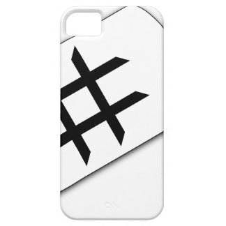 Hashtag Case For The iPhone 5