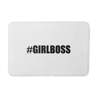 Hashtag Girl Boss Bath Mat