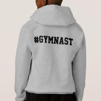 Hashtag Gymnast Hoodie