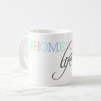 Hashtag Homeschool Life Mug