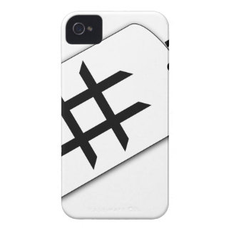 Hashtag iPhone 4 Cover