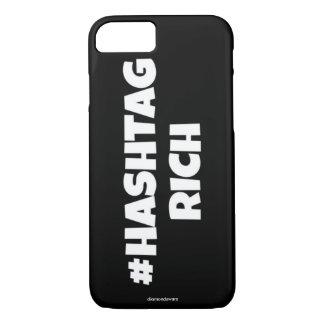 hashtag iPhone 7 case