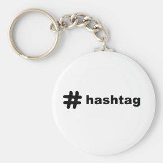 # hashtag keychain