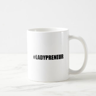 Hashtag Lady Entrepreneur Coffee Mug