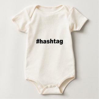 hashtag ME Baby Bodysuit