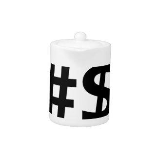 hashtag money