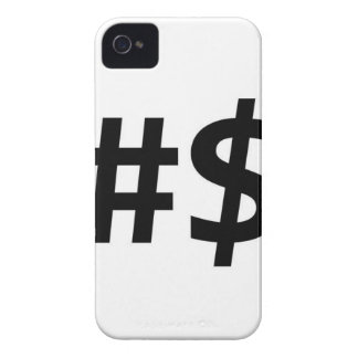 hashtag money iPhone 4 Case-Mate cases