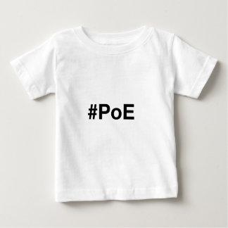 HashTag POE Baby T-Shirt
