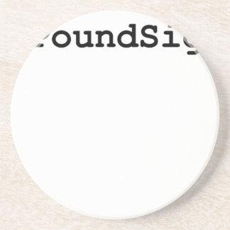 Hashtag Pound Sign Coaster