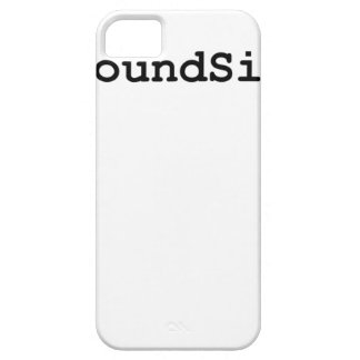 Hashtag Pound Sign iPhone 5 Cover