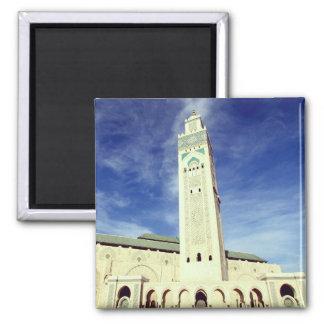 hassan mosque square magnet
