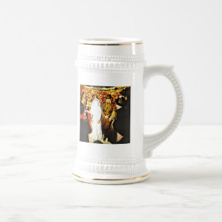 Hassidic Wedding Beer Stein