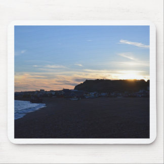 Hastings At Dusk Mouse Pad