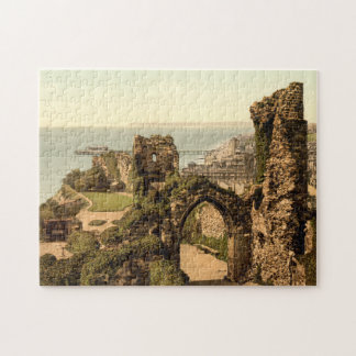 Hastings Castle, Hastings, Sussex, England Puzzles