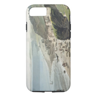 Hastings, from the East Cliff, from 'A Voyage Arou iPhone 7 Case