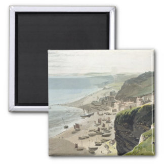 Hastings, from the East Cliff, from 'A Voyage Arou Magnet