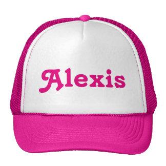 Hat Alexis