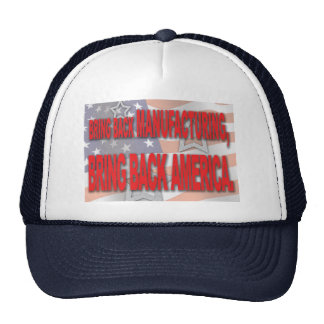 Hat- America Trucker Hat