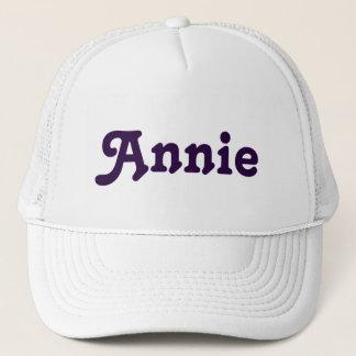 Hat Annie