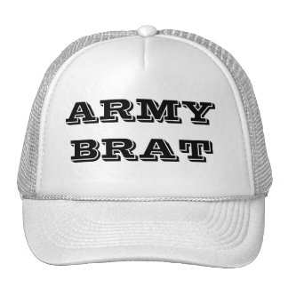 Hat Army Brat