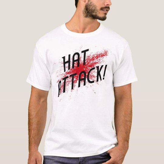 HAT ATTACK! splat tee