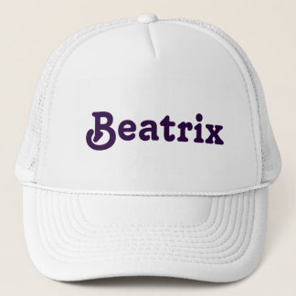 Hat Beatrix