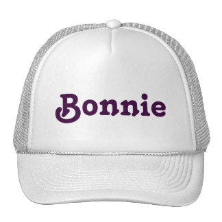 Hat Bonnie