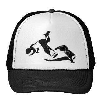 hat capoeira martial arts ginga axe brazil