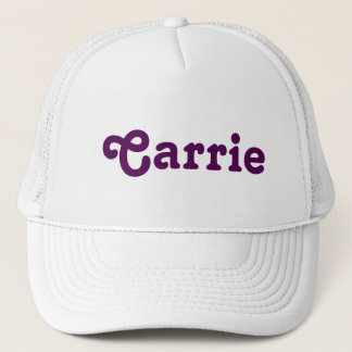 Hat Carrie