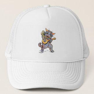 Hat: Cat by Louis Wain Trucker Hat