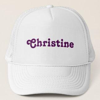 Hat Christine