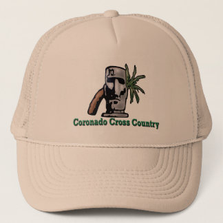 Hat: Coronado Cross Country Trucker Hat
