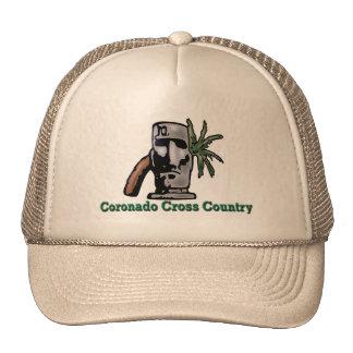 Hat: Coronado Cross Country Trucker Hat