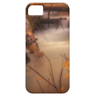Hat Creek in Gold iPhone 5 Cover