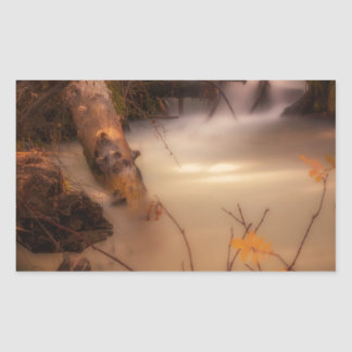 Hat Creek in Gold Sticker