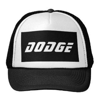 Hat - Dodge