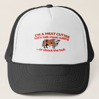 Hat for meat cutters