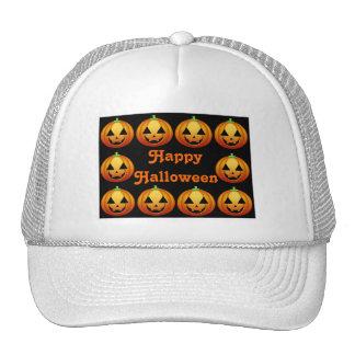 Hat Happy Halloween Pumpkin