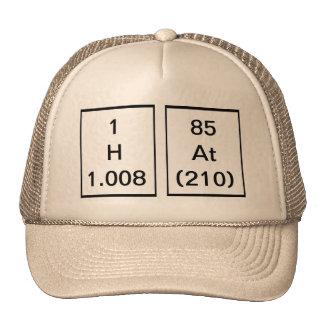 HAt Hat - Hydrogen, Astatine