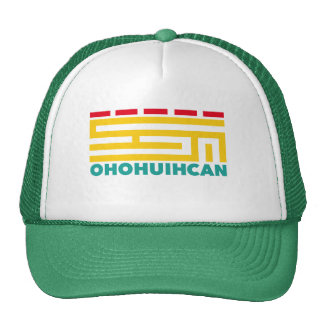 Hat logo Green
