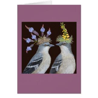 Hat Mockers Card