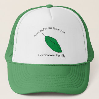 Hat - New Leaf on Family Tree