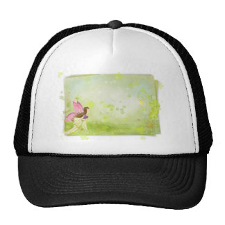 Hat of a Pretty garden fairy