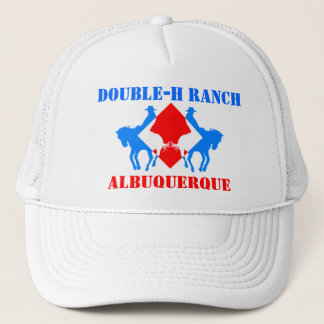 HAT~ Promote Your Horse Rodeo Cattle Stock Ranch Trucker Hat