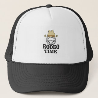 hat rodeo time