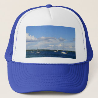 Hat - Sail boats
