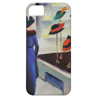 Hat Shop - August Macke iPhone 5 Covers