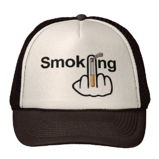 Hat Smoking Flip