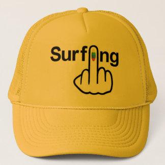 Hat Surfing Flip