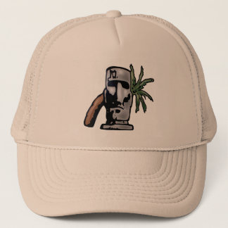Hat: Tiki Trucker Hat